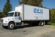 BFS Services Truck
